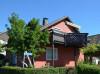 Haus mit Balkon der Familie Maier mit Ferienwohnung