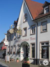Eingang vom Gasthaus Riegeler Stammhaus